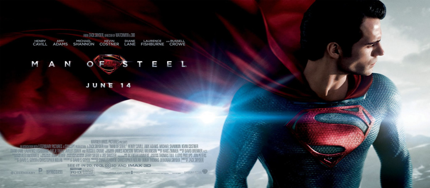 Man of Steel a review by CynicNerd