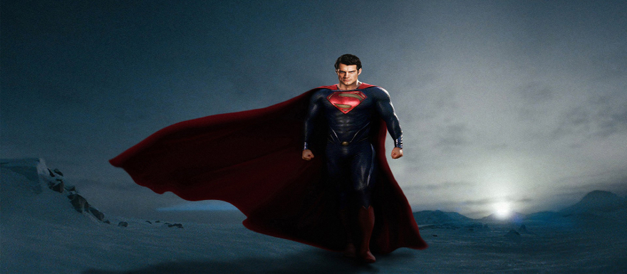 Man of Steel- 13 minute featurette shows new footage and talks with cast/crew