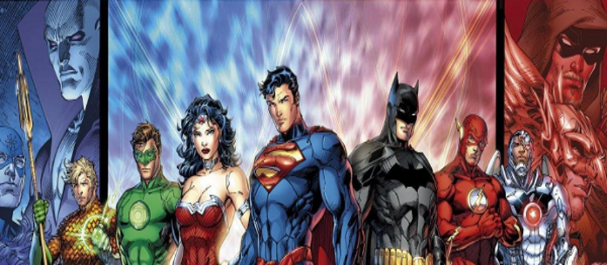 Justice League: War to be the next animated feature movie from DC Comics and Warner Premiere