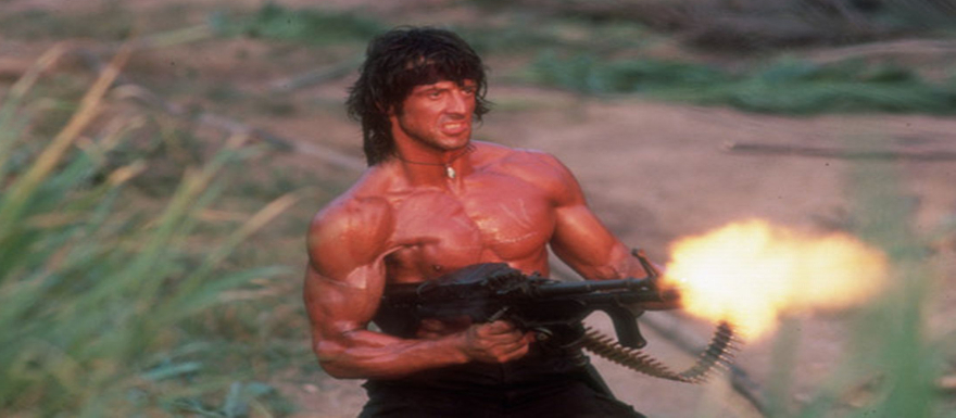 Rambo- Television series being developed and Stallone may return to the role!