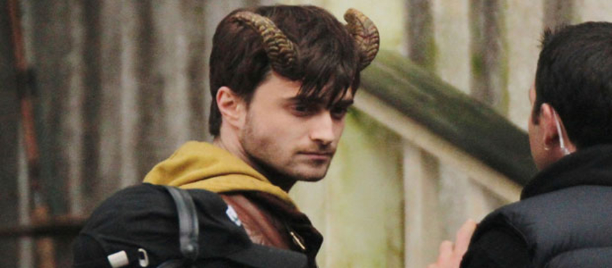 Horns- new images and clip from Alexandre Aja film starring Daniel Radcliffe