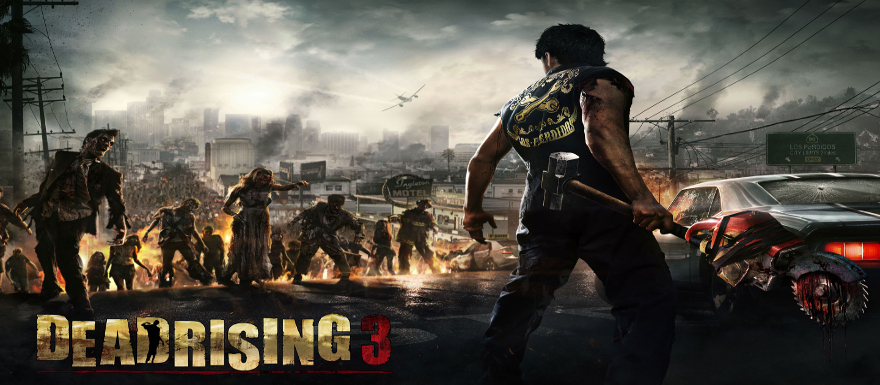 Dead Rising 3- Make your own path to the After Party in this interactive trailer!