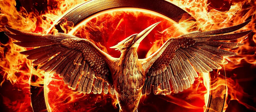 The Hunger Games Mockingjay Part One – New rebellious posters