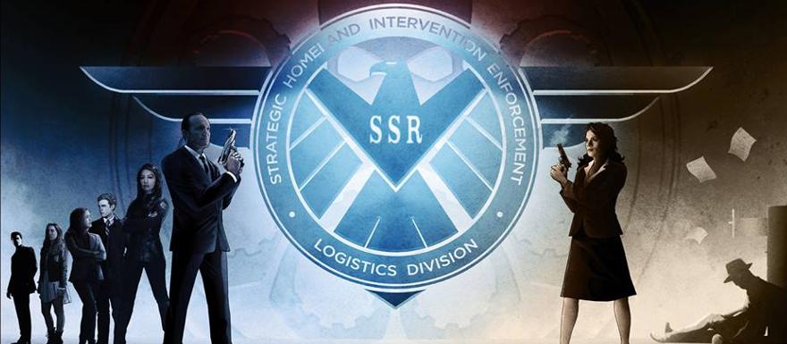 Marvel Studios Updates: Agents of S.H.I.E.L.D. & Agent Carter