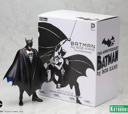 Batman 75th Bob Kane 01