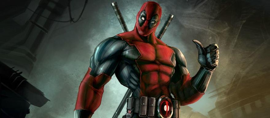 Deadpool's Big Red Rocket Is Coming!