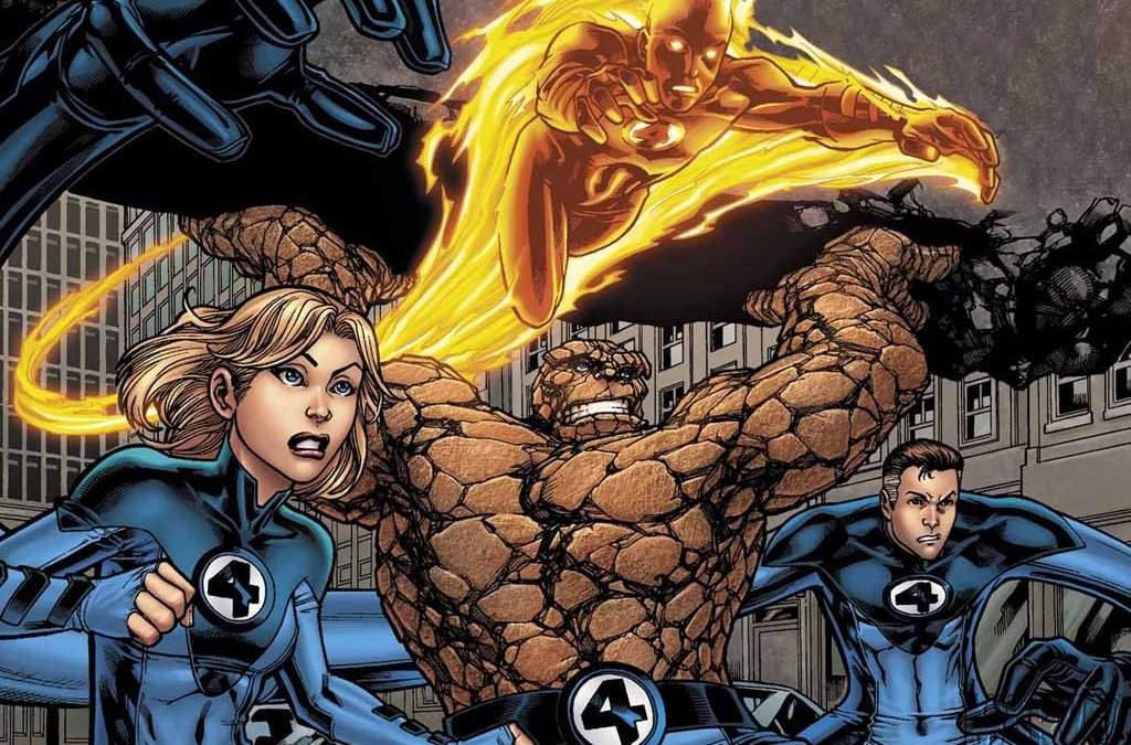Fantastic Four – Josh Trank DOES NOT OFFICIALLY release image of The Thing