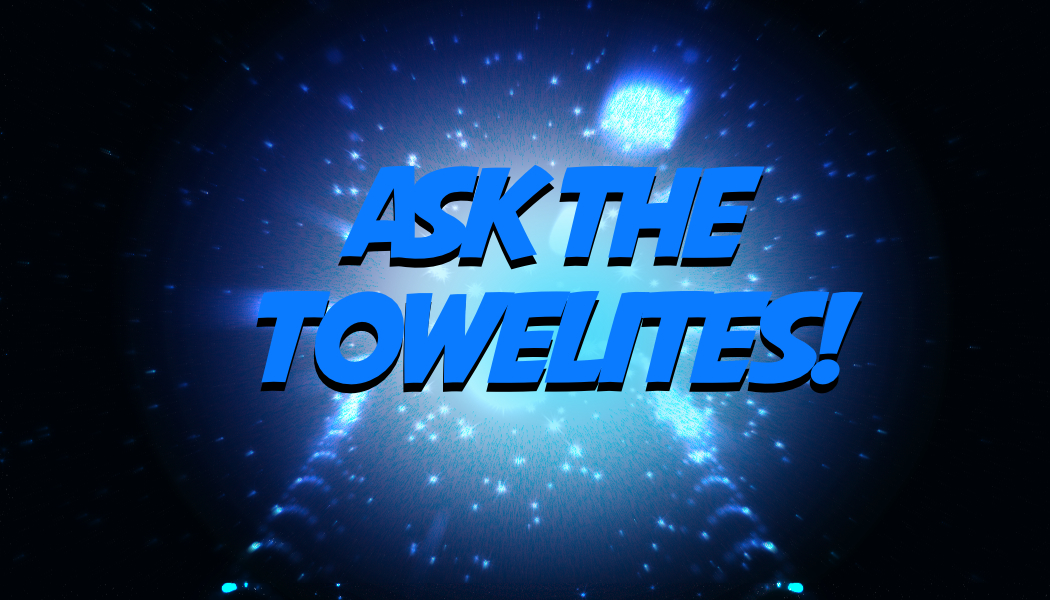 Ask the Towelites! Poll: DC Comics Titans rumored TV Show – Who should be on the team?!