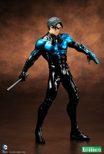 Kotobukiya ARTFX Nightwing NYCC 01