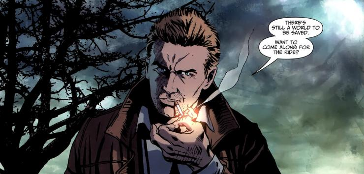 Constantine – A retrospective on the fantastic comic and failed film