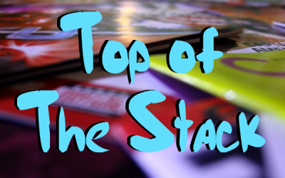 Top of the Stack: Comic Book New Releases 8/1/18