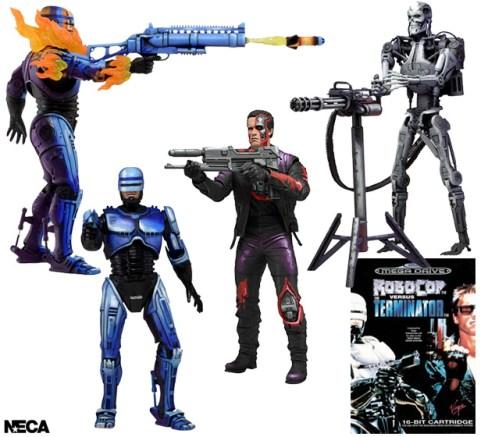 NECA Robocop vs Terminator 01