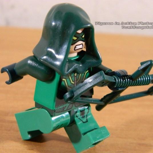 010614 Arrow LEGO Custom 10