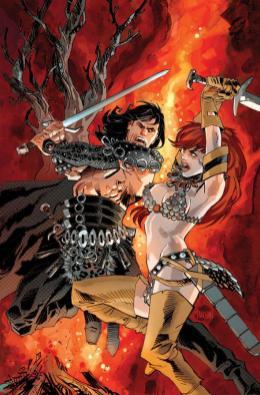 Conan Red Sonja 1