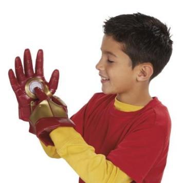 Hasbro Iron Man Arc FX Armor 03
