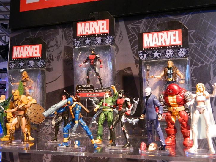 Hasbro Marvel Infinite 4 Inch 02