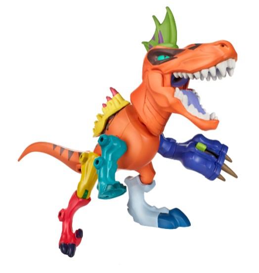 Jurassic World Hero Mashers Tyrannosaurus Rex - mash-up