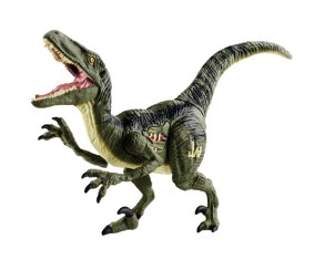 Jurassic World Lights & Sounds Figure - RAPTOR