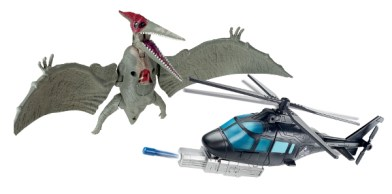 Jurassic World Vehicle Battle Packs - COPTER