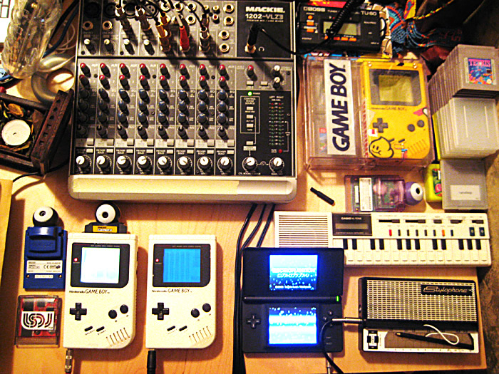 Far Back Friday – Chiptune Remix and the power of Chiptune Music
