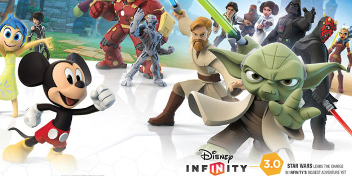 "Disney Infinity 3.0 'Marvel Battlegrounds"" sets the stage for Civil War!"