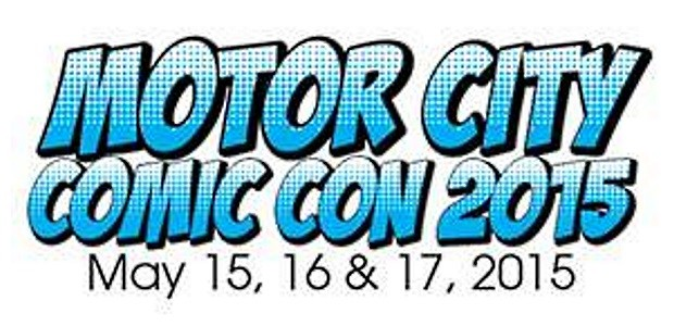 CheriMonster tackles 2015's Motor City Comic Con!