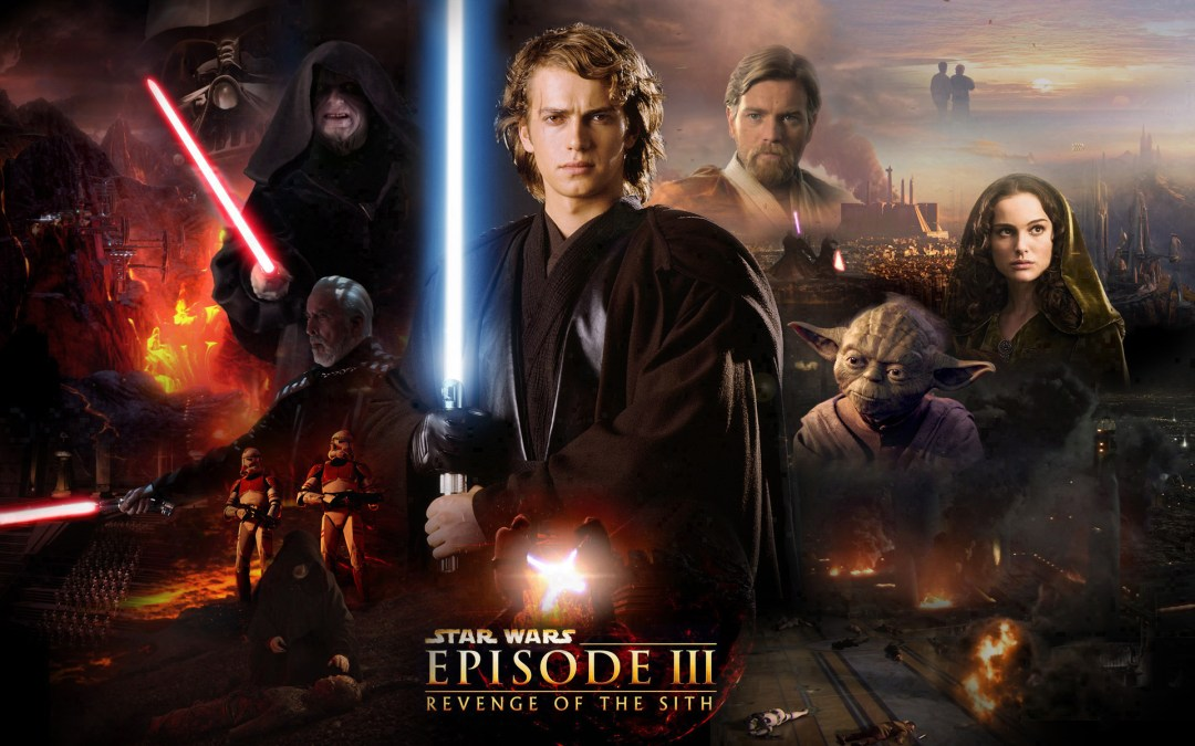 Revenge of the Sith – Movie Review