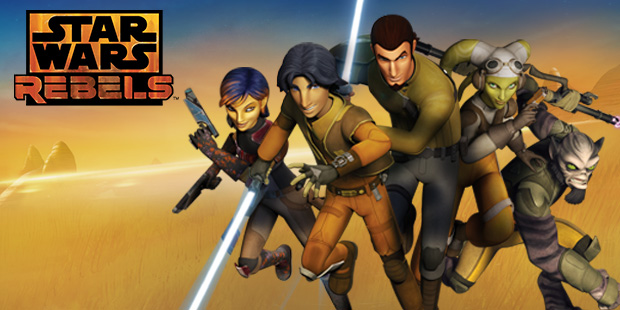 "Star Wars Rebels – A Princess on Lothal ""No Turning Back"" preview"