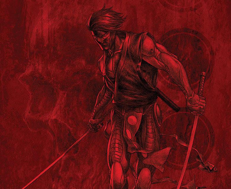 """Matt Kindt and Diego Bernard Storm """"THE SIEGE OF KING'S CASTLE""""– A Four-Part Assault Beginning in NINJAK #14!"""