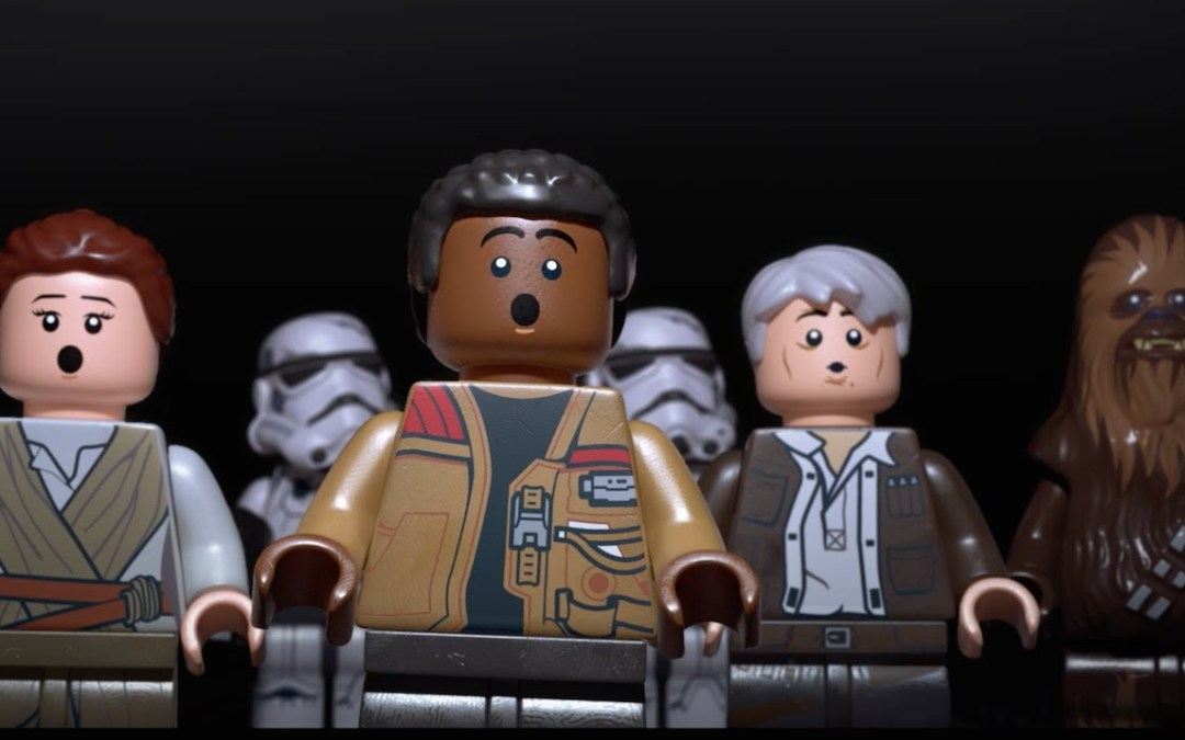 LEGO Star Wars: The Force Awakens video game trailer has arrived!