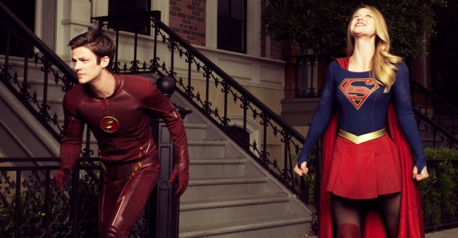The Flash & Supergirl Crossover Officially Confirmed