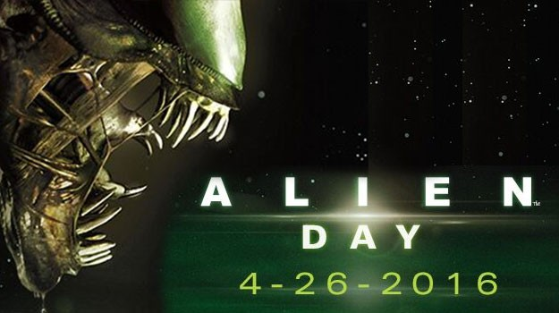 Alien Day Slider