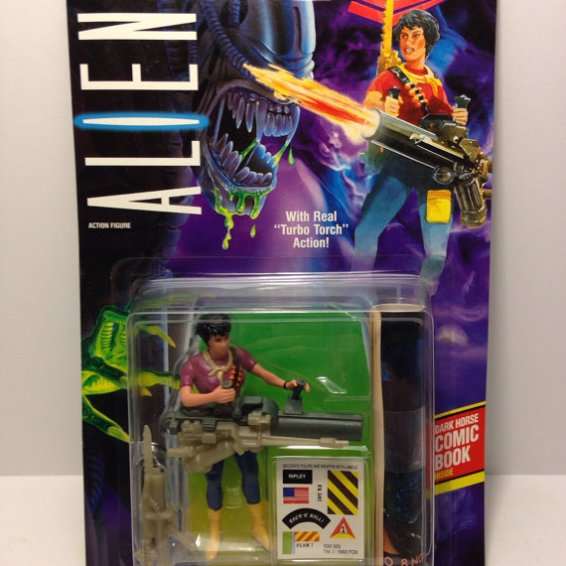 Kenner Ripley original carded