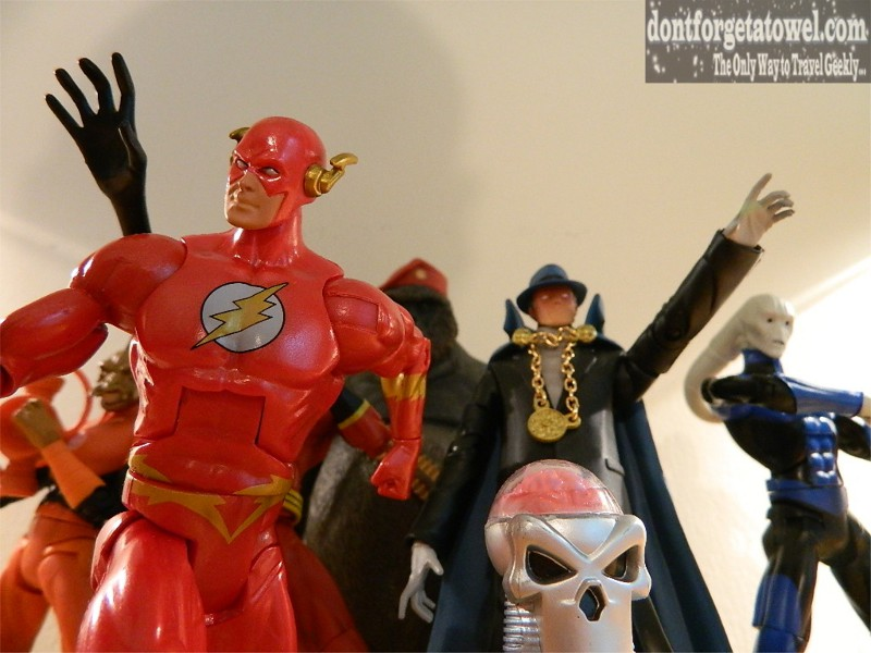 Mattycollector Wally West Flash 01