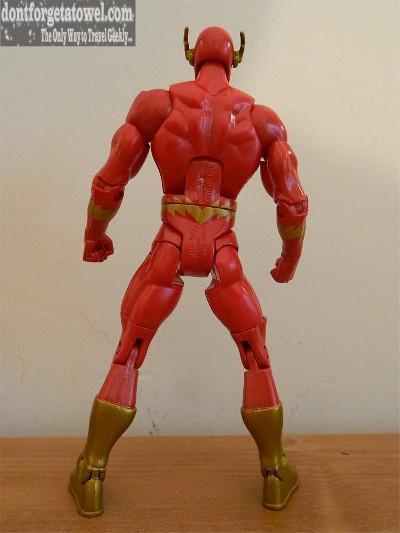 Mattycollector Wally West Flash 07