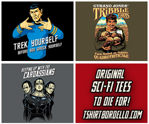 Awesome Sci-Fi Tees