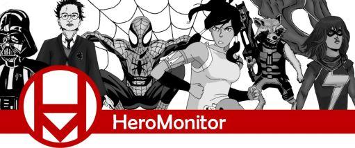 Hero Monitor Header