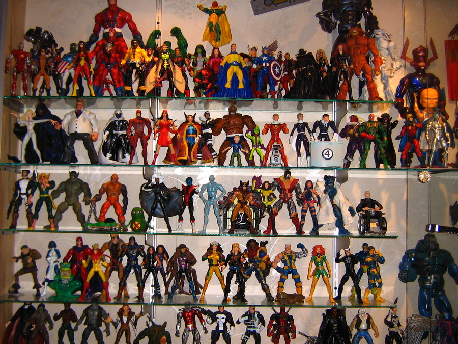 Towelite Talk presents The Pursuit of Plastic and the Marvel Legends Toy Line!