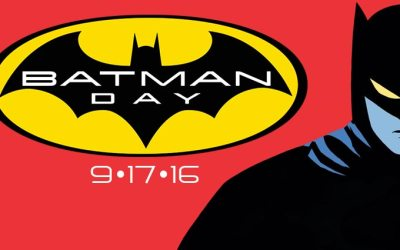 Batman Day 2016 – Thoughts on The Dark Knight