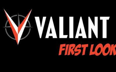 Valiant First Look: SHADOWMAN #2