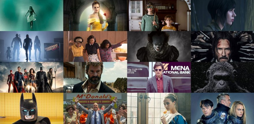 Gourmet Scum Radio presents The Movies We've Liked in 2017 So Far…