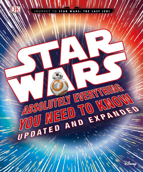 Star Wars Everything You need to know cover