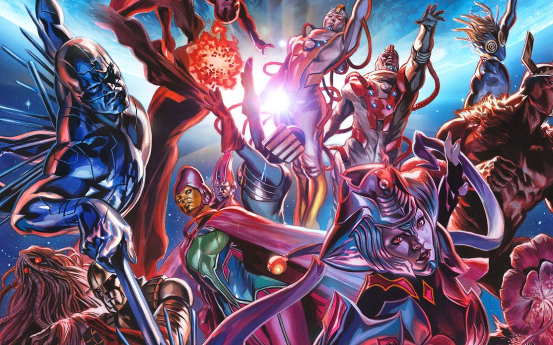 Eternity #1 review