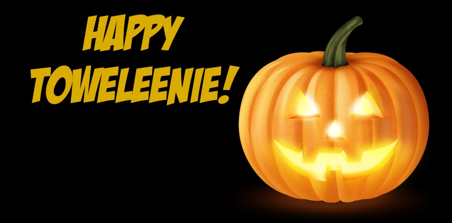 Happy Toweleenie from the Towelite Talk podcast!