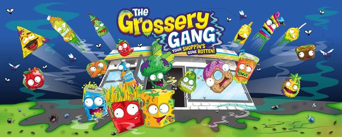 Grossery Gang Review!