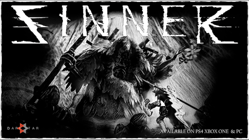 New Boss Battle game Sinner: Sacrifice for Redemption due out next Spring!