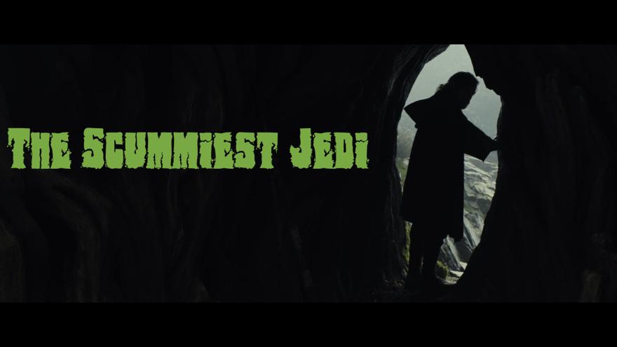 Gourmet Scum Radio presents The Scummiest Jedi