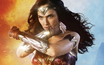 A Look at Wonder Woman Documentary is streaming now!
