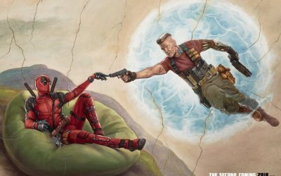 Deadpool 2 trailer is just as bonkers as you'd want it to be!