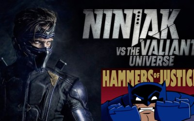 Hammers of Justice: Casey vs Ninjak vs The Valiant Universe (UPDATED)